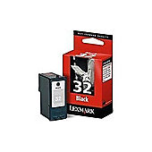 Lexmark 32 Black Print Cartridge