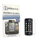 S-Protect LCD Screen Protector & Micro Fibre Cleaning Cloth - Nokia 5800