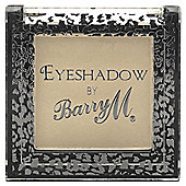 Barry M Pressed Mono Eyeshadow 1 Cream