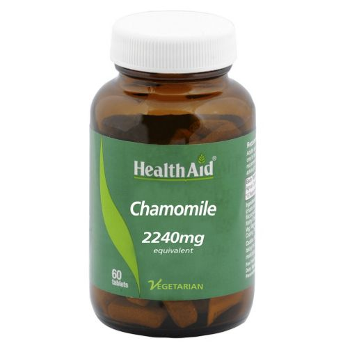 Chamomile 550mg - Standardised