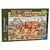 Dinosaurs 100 Piece Jigsaw Puzzle