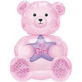 """24"""" It's A Girl - Bear (each)"""