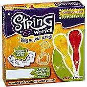 String World Refill Pen Set Fluorescent