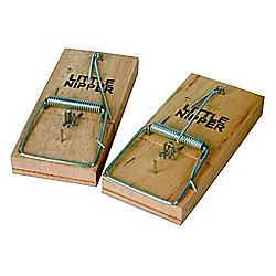 Little Nipper Mouse Trap Twin Pack