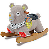 Little Bird Told Me Baby Bear Infant Rocker