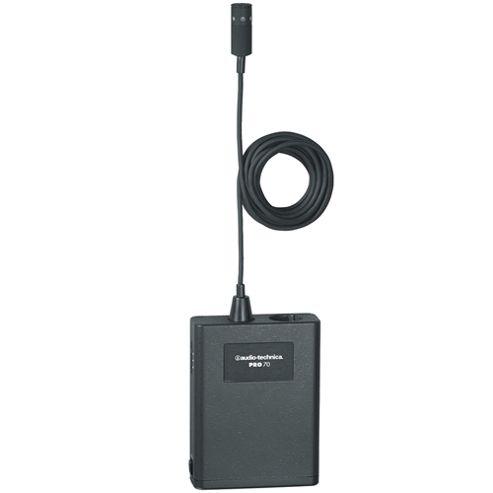 Audio Technica PRO70 Condenser Lavalier Microphone