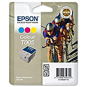 Epson T005 3 Colour printer Ink Cartridge