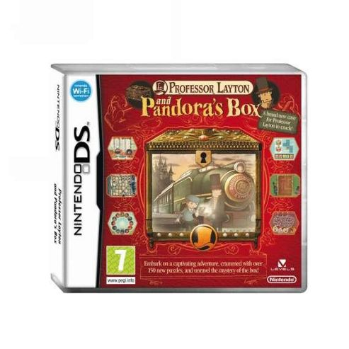 Professor Layton And Pandora's Box (DS)