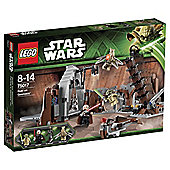 LEGO? Star Wars? Duel on Geonosis