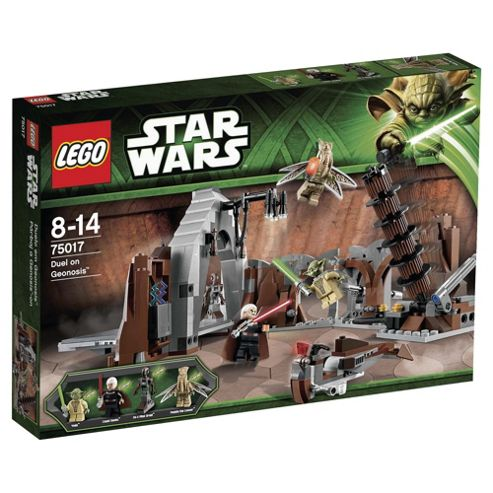 LEGO? Star Wars? Duel on Geonosis