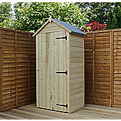 3 x 2 Maldon Pressure Treated Apex Garden Store (3ft x 2ft)