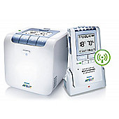 Avent Philips 535 Baby Monitor + Temperature and Humidity Monitoring