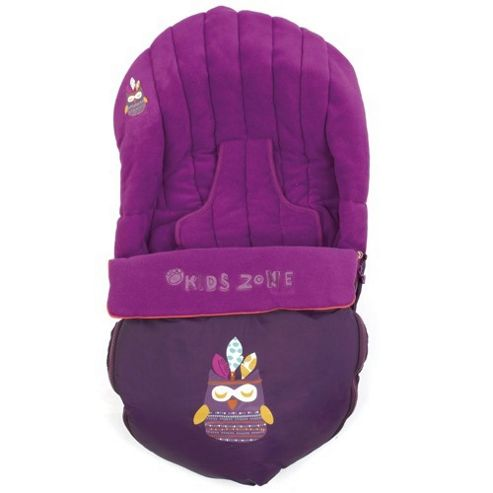 Jane Moom Car Seat Footmuff (Lilac)