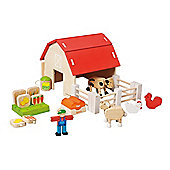 Teamson EverEarth Organic Farm Set