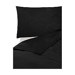 Egyptian 200 TC Black Housewife Pillowcase