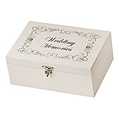 Mele&Co Wedding Memory Box