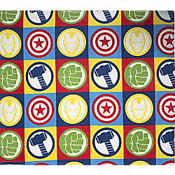 Marvel Avengers Fleece Blanket - Shield