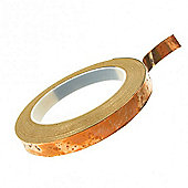 Art Emboss Tape Copper