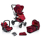 Concord Neo Mobility Set (Lava Red)