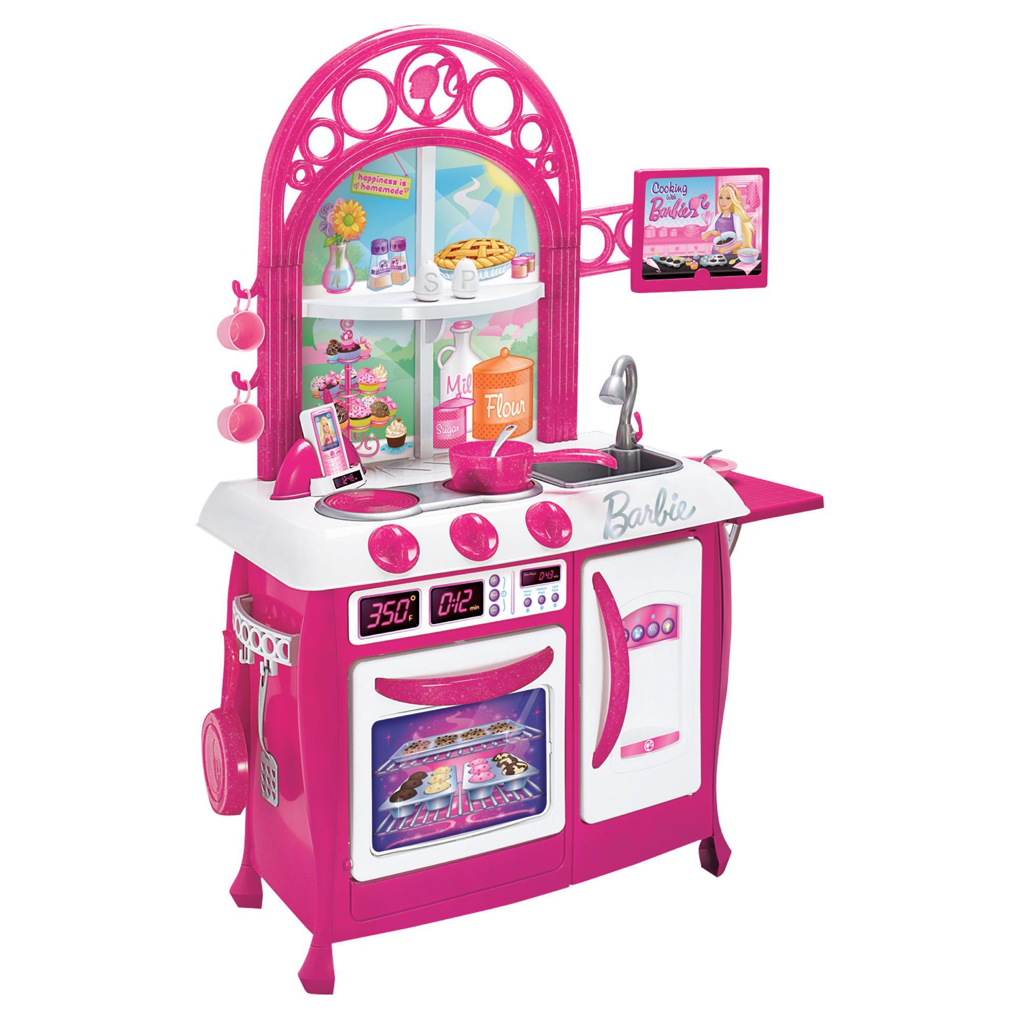 Barbie Gourmet Kitchen Uk