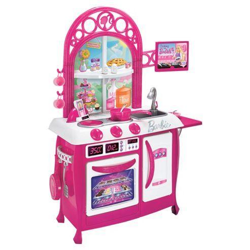Barbie Gourmet Kitchen