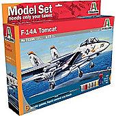 F-14A Tomcat - 1:72 Scale - 1156 - Italeri