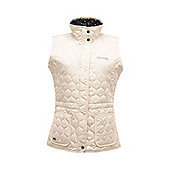Regatta Ladies Mollie Quilted Bodywarmer - Beige