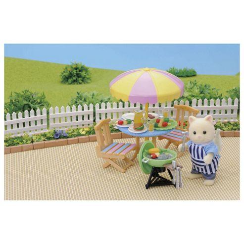 Sylvanian Families - Garden Barbecue Set