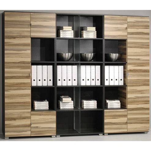Bush Wall Unit - Core Ash Textured