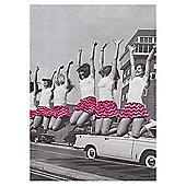 Jump For Joy A5 Notebook