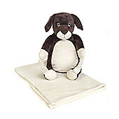 Bobo Buddies Puppy Backpack With Blanket