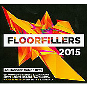 Floorfillers 2015 (2CD)