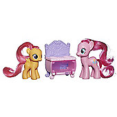 My Little Pony Cutie Mark Magic Pinkie Pie and Scootaloo Figure Pack