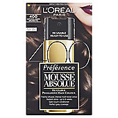 L'Oréal Mousse Absolue 400 Natural Dark Brunette