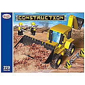 Toyrific Bricks Construction Digger (220pc)