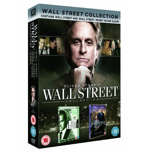 Wall Street 1 + 2 Double Pack (DVD Boxset)