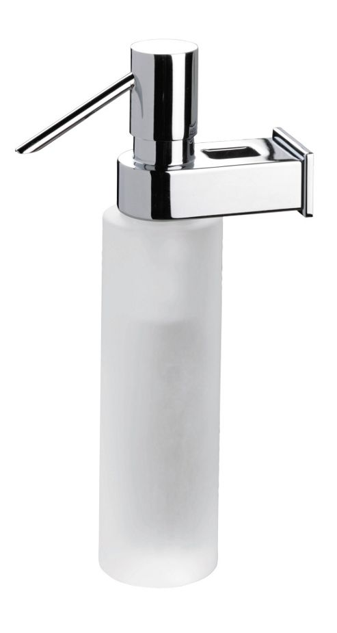 Sonia Nakar Soap Dispenser in Chrome