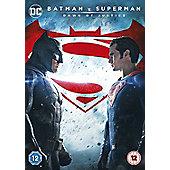 Batman v Superman: Dawn of Justice DVD