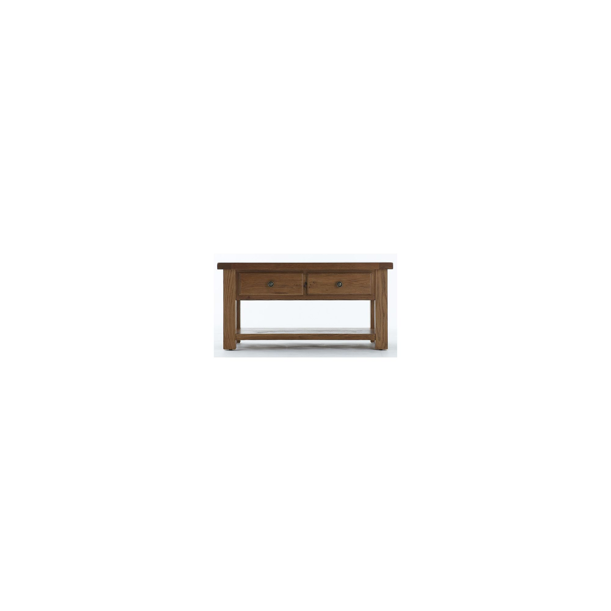 Thorndon Farmhouse Coffee Table in Old Oak at Tesco Direct