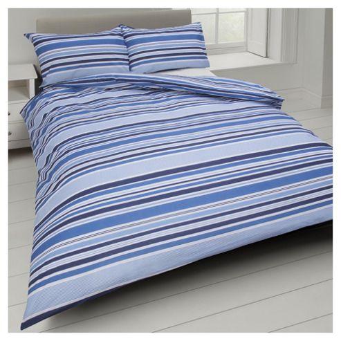 buy basic tonal stripe duvet set from our king duvet. Black Bedroom Furniture Sets. Home Design Ideas