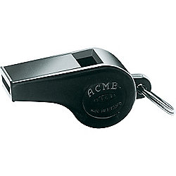 Acme Thunderer 660 Plastic Whistle - Black