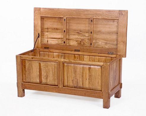 Wiseaction Riviera Blanket Box