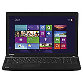 Toshiba Satellite C50D-A 156 inch Laptop AMD E1 4GB Memory 500GB Storage Black