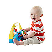 Fisher Price Laugh and Learn Puppy's Smart Stages Driver