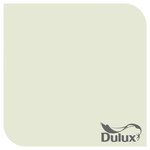 Dulux Matt Emulsion Paint, Apple White, 2.5L