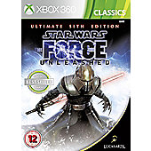 Star Wars Force Unleashed Sith (Xbox 360)