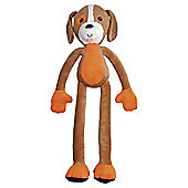 Stretchkins Playful Puppy Soft Toy