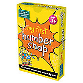 Green board games My 1st Number SNAP