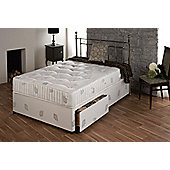 Repose Silver 800 Platform Set - King / 0 Drawer