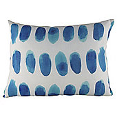 Ink Spot Cushion